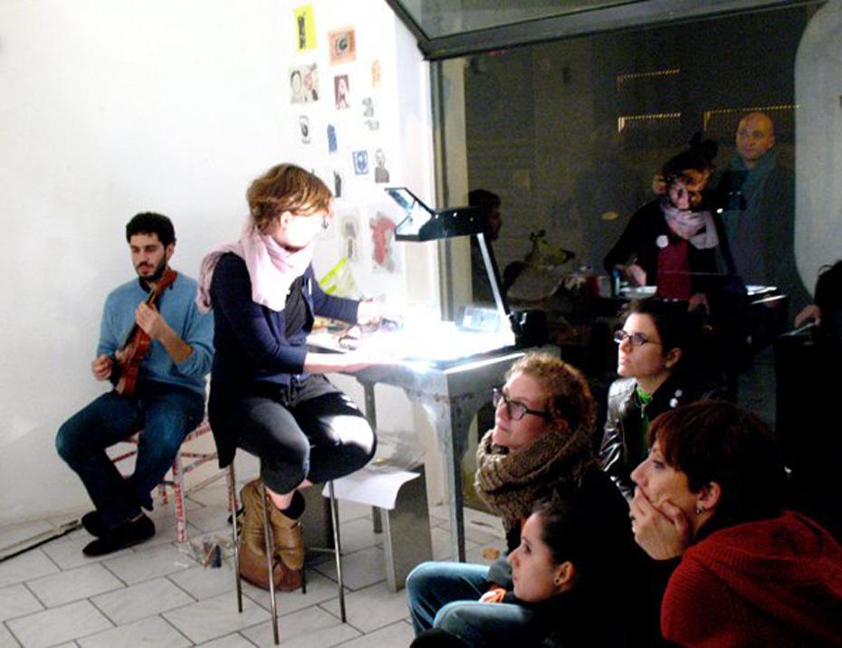 mini tour all'improvviso con Dario Fariello -Bologna 2010 (8)
