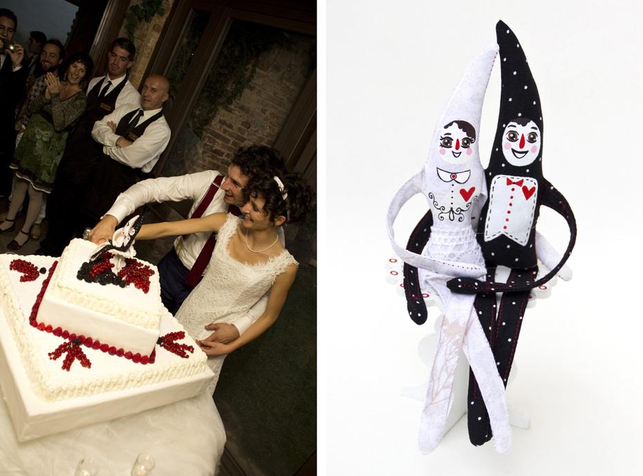 Cake Topper & Sposi ok
