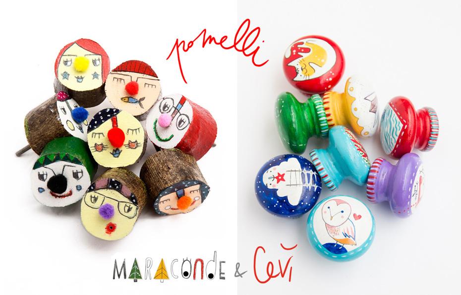 pomelli maraconde + cevì small