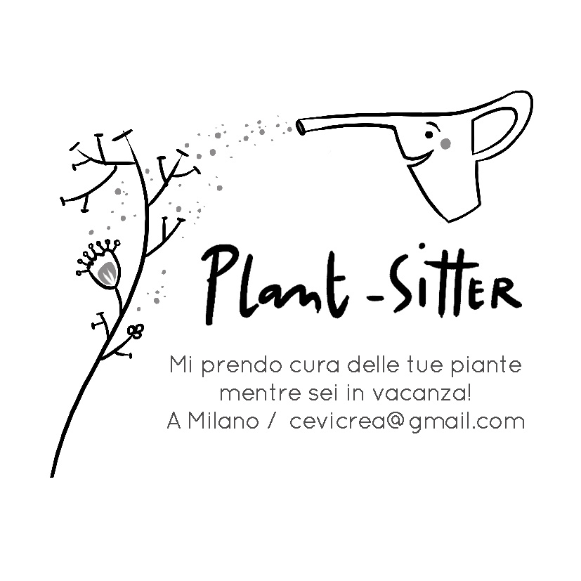 Plant sitter per web mail instagram